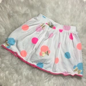 🎈 BUNDLE 3/$15 Disney girls skorts size 6